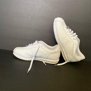 Nike original cortez leather shoes sz 8.5